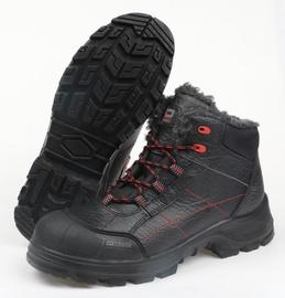 Ботинки Pesso, черный/красный, 44