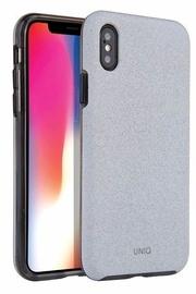 Uniq Lithos Back Case For Apple iPhone XS Max Grey