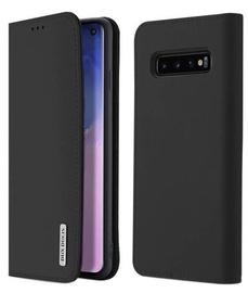 Dux Ducis Skin Pro Bookcase For Samsung Galaxy S10 Black