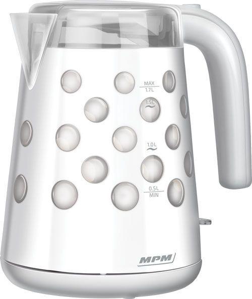 Электрический чайник MPM MCZ-86 White