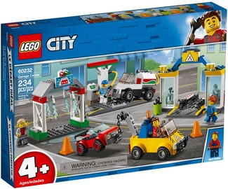 Konstruktorius Lego City Garage Center 60232