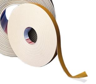 Dvipusė lipnioji juosta Tesa, balta, 25 m x 12 mm