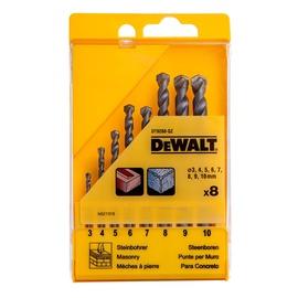 Puuride komplekt Dewalt DT9288-QZ, sirge, 3 mm x 120 mm