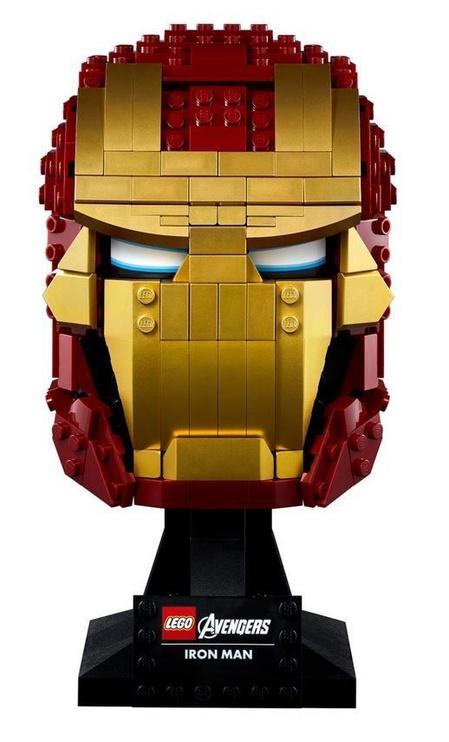 Конструктор LEGO®Super Heroes 76165 tbd-Avengers-classic-Hel