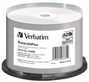 Verbatim CD-R DataLifePlus 700MB 52x