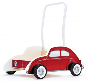 Hape Beetle Walker Red