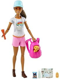 Mattel Barbie Hiking Doll GRN66