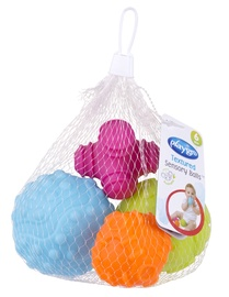 Playgro Textured Sensory Balls 4pcs 4087682