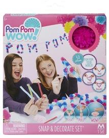 Maya Toys Pom Pom Wow Snap & Decorate Set 48535