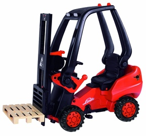 BIG Linde Forklift Black/Orange