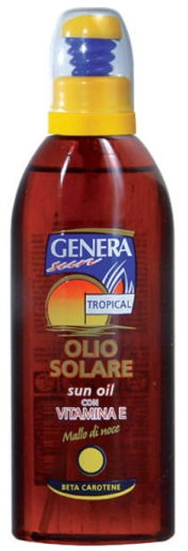 Genera Tropical Sun Oil 150ml