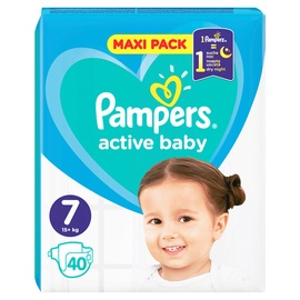 Pampers Active Baby S7 40