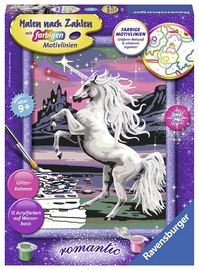 Ravensburger Painting By Numbers Magic Unicorn 285631