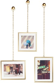 Umbra Fotochain Matt Photo Frame Brass