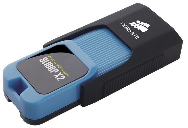 Corsair 64GB Flash Voyager Slider X2 USB 3.0