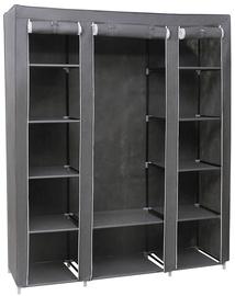 Skapis Songmics Grey, 150x45x175 cm