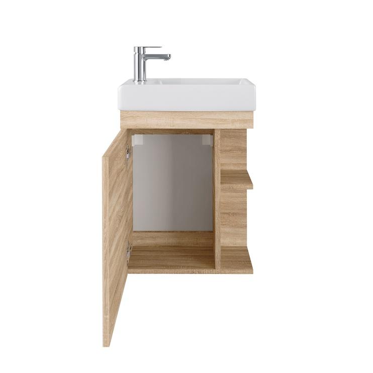 Domoletti SA 40l Bathroom Cabinet Sonoma Oak