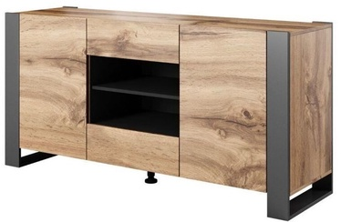 Komoda Cama Meble Wood, 164x44x80 cm