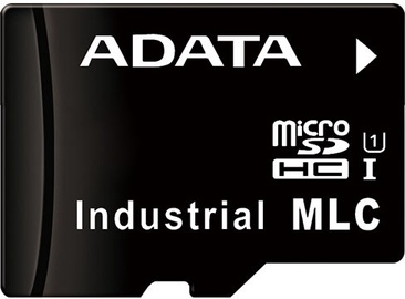 A-Data Industrial 8GB MicroSDHC MLC IDU3A-008GM