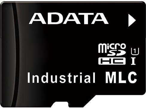 Adata Industrial 8GB MicroSDHC MLC IDU3A-008GM