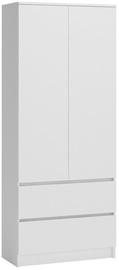 Skapis Top E Shop Malwa SS-90 White, 90x50x180 cm