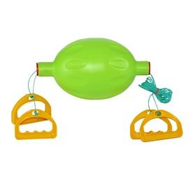 Žaidimas su kamuoliu ir virve