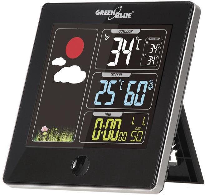 Метеостанция GreenBlue GB521 B