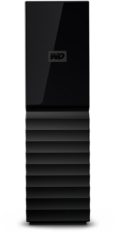 Western Digital 6TB My Book USB 3.0 Black WDBBGB0060HBK-EESN