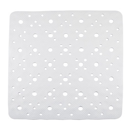 Saniplast Non-slip Shower Mat 52x52cm White