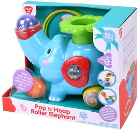 PlayGo Pop N Hoop Roller Elephant 2994