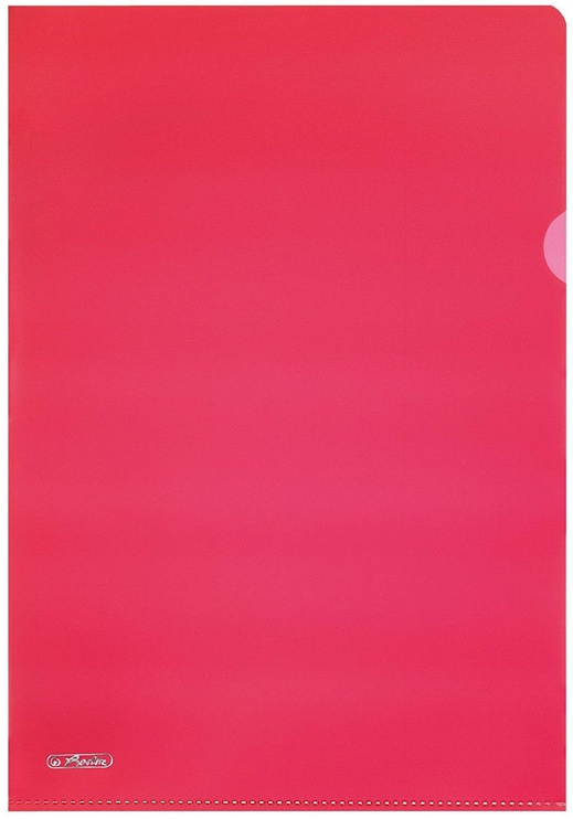 Herlitz Document Protector A4/10PCS Red/50009091