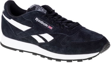 Reebok Classic Leather Shoes FV9872 Black 44