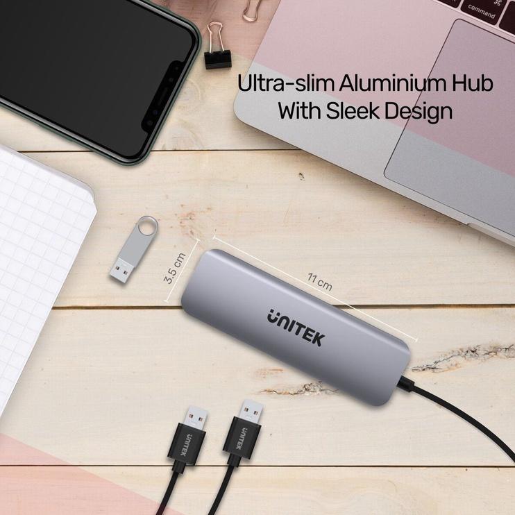 Unitek uHUB P5+ with 100W PD