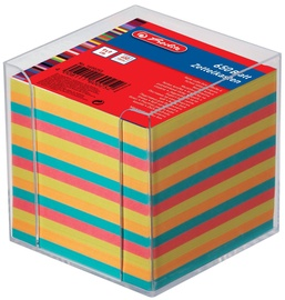 Herlitz Note Cube Box Transparent 01600253