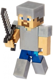 Mattel Minecraft: Survival Mode Iron Armor Steve