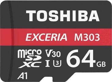 Toshiba Exceria M303 microSDXC 64GB UHS-I