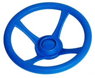 4IQ Game Steering Wheel For Childrens Playgrounds Blue