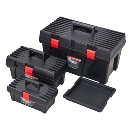 Okko Tool Box Set 3pcs Black