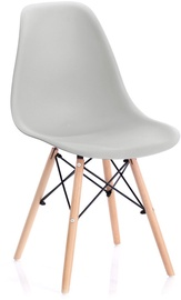 Стул для столовой Homede Margot, серый, 4 шт.