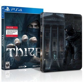 Thief Incl. Bank Heist PS4