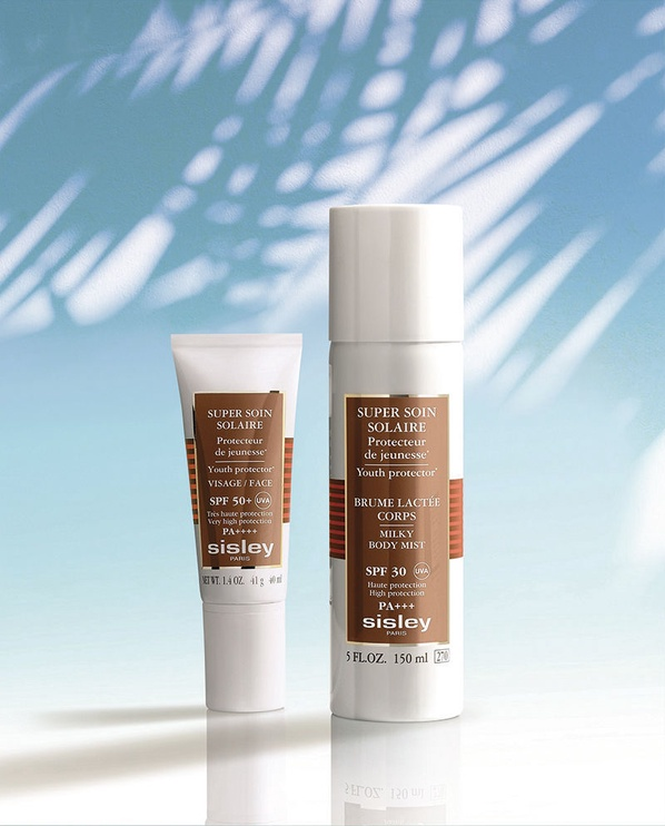 Sisley Super Soin Solaire Youth Protector For Face SPF 50+ 40ml