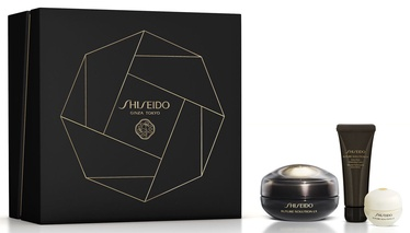 Shiseido Future Solution LX Total Protective Cream 6ml + 15ml Cleansing Foam + 17ml Eye and Lip Contour Cream