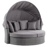 Комплект уличной мебели Domoletti Oslo Comfort A-617 Grey