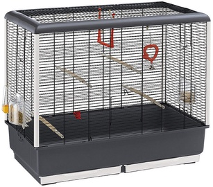 Ferplast Piano 5 Bird Cage Black