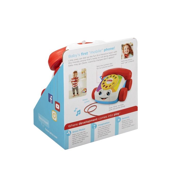 Žaislinis telefonas Fisher Price