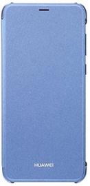 Huawei Original Book Flip Case For Huawei P Smart Blue