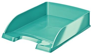 Leitz WOW Letter Tray Turquoise