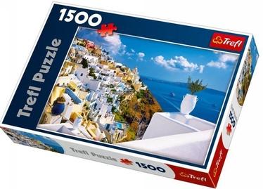 Пазл Trefl Santorini Greece 26119, 1500 шт.