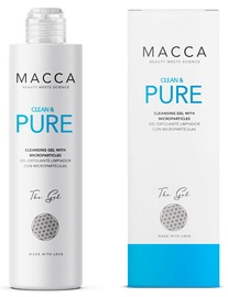 Гель для лица Macca Clean & Pure, 200 мл