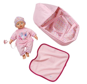 Zapf Creation Baby Born SuperSoft With Sleeping Bag 820322